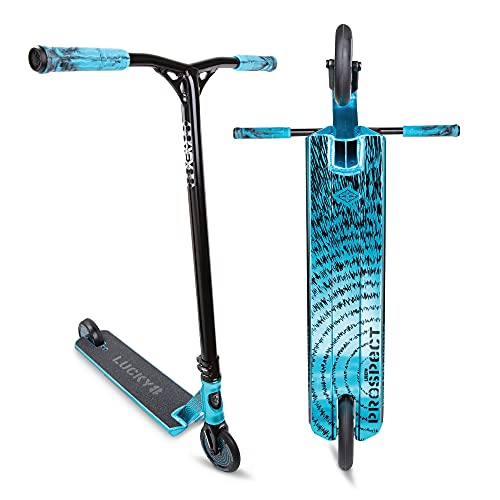 LUCKY Prospect 2021 Stunt Scooter Cobalt - Patinete