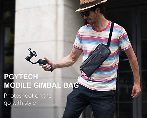 Weihnachtsgeschenk, Geburtstagsgeschenk, RC Drohne Zubehör und Ersatzteile, für DJI OSMO Mobile 2 tragbare Tragetasche für Zhiyun Smooth 4Q wasserdichte Hülle für Feiyu Smartphone Stabilitzer Gimbal