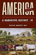 America: A Narrative History (Brief Eleventh Edition)  (Vol. Volume 1)