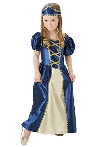Rubies Officielle de la Renaissance Costume de Princesse Filles XL