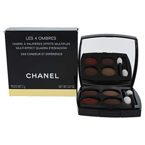 Chanel les 4Ombres Lidschatten-Multieffekte Farbe 238Tissé Paris