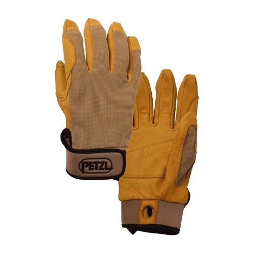 Petzl K52ST Cordex leicht Belay/Rappel Handschuh, klein, beige