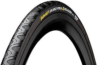 Continental Grand Prix 4 Season Black Dura Skin Bike Tire, 700cm x 25/25