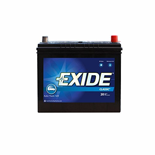 EXIDE BATTERY 51RC EXIDE PREMIUM AUTOMOTIVE - Remanufactured