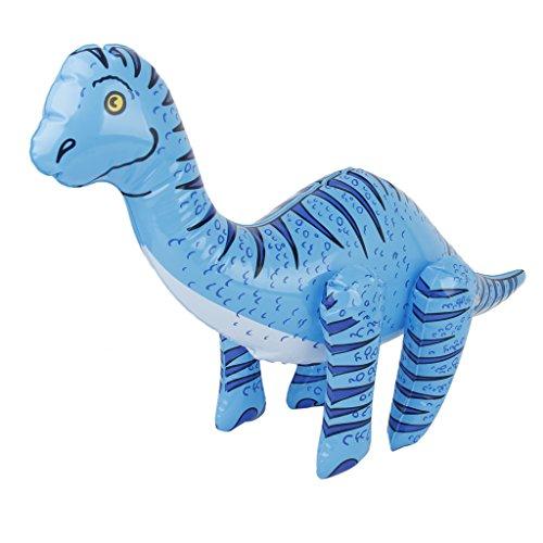 Sharplace Animales Juguetes Inflables de PVC Niños Niños Bola Fiesta Piscina Playa Juguete - Azul