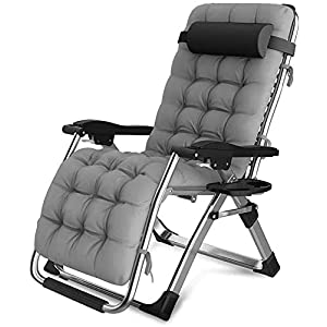 CHAIRQEW Patio Lounger Chairs for Heavy People