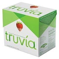Truvia  自然のノンカロリーステビア甘味料  80袋  並行輸入品