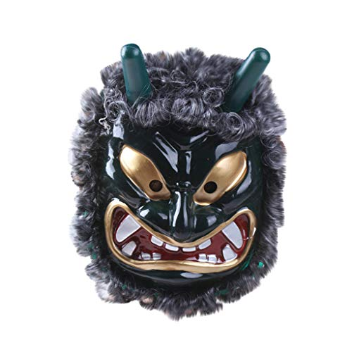BEECM Mask Halloween Festival Costume Horrible Mask Thrill Decorative Cosplay for Adults and Kids