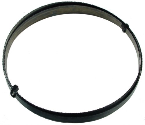 Magnate M60C12H3 Carbon Steel Bandsaw Blade, 60 Long - 1/2 Width; 3 Hook Tooth; 0.025 Thickness