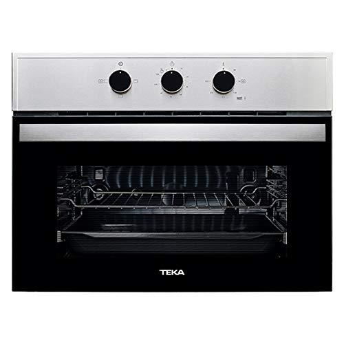Teka easy - Horno compacto hbc-535 inoxidable clase de eficiencia energetica a