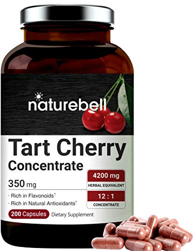 NatureBell Organic Tart Cherry Concentrate review