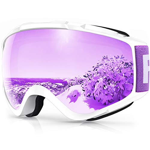 uv protection ski goggles - 9