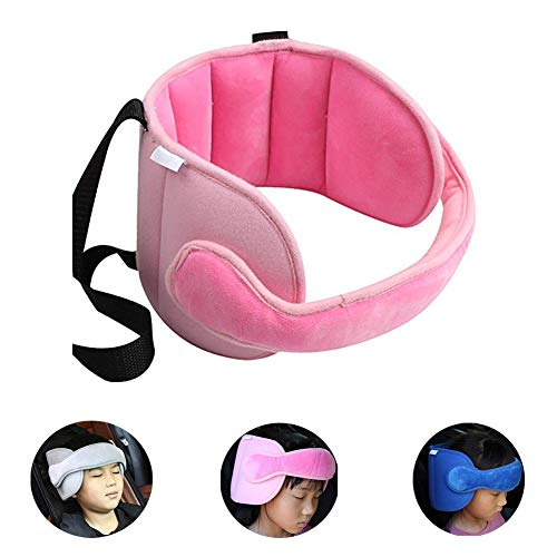 StoHua Toddler Car Seat Head Support Neck Pillow Strap - Kids and...