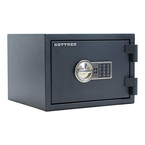 Feuersicherer Dokumententresor FireHero 30 Tresor mit Elektronikschloss Zertifiziert IMP Klasse 1