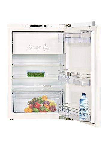 Beko BTS 114200 Réfrigérateur encastrable A++A++ Hauteur : 87,70 cm - 155 kWh/an - Compartiment de réfrigération : 118 l - Compartiment de congélation : 15 l - Contrôle de température sur écran - Technique 3D de Porte fixe - éclairage intérieur LED