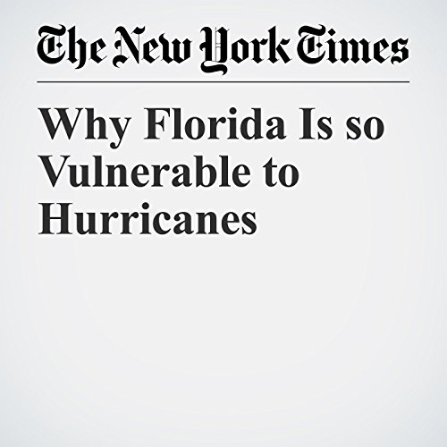 Why Florida Is so Vulnerable to Hurricanes audiobook cover art