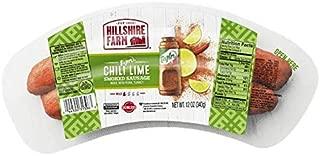 Hillshire Farm Chili Lime Smoked Sausage 12 Oz (4 Pack)