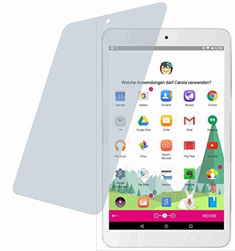4ProTec I Telekom Puls (2 Stück) Premium Bildschirmschutzfolie Displayschutzfolie ANTIREFLEX - Kratzfest UND PASSGENAU