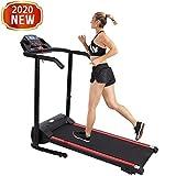 Folding Treadmill - Foldable Electric Treadmill...