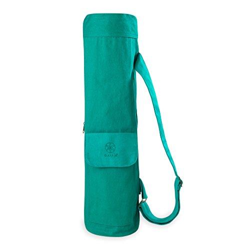 Gaiam Cargo - Bolsa para esterilla de yoga, color turquesa