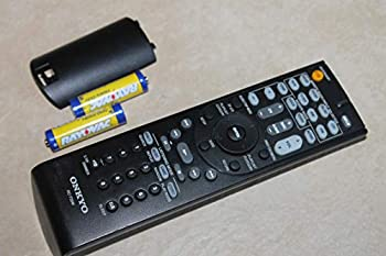ONKYO Original RC-735M Remote Control 24140735 HT-R370 HT-S3200 TX-SR307 Tested- with Batteries- Sold by Buyeverythingguy