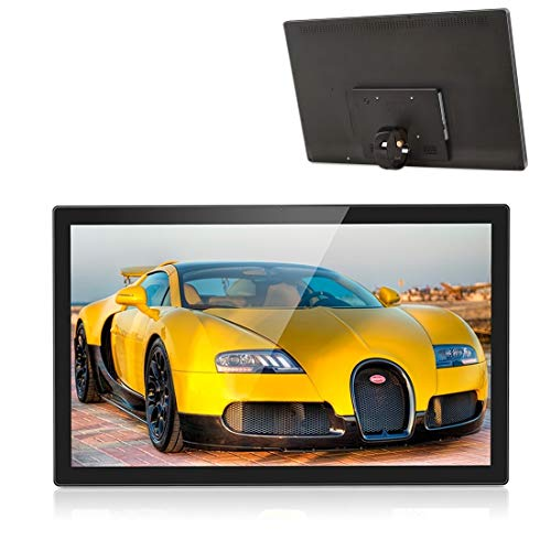 Computer & Tablet HSD-P539 Touch Screen All in One PC with Holder, 2GB+16GB, 24 inch Full HD 1080P Android 6.0 RK3288 Quad Core Cortex A17 1.8GHz, Support Bluetooth, WiFi, SD Card, USB OTG(Black)