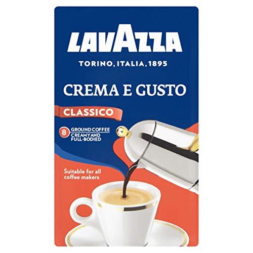 Lavazza Crema E Gusto Caffè macinato, 250 g