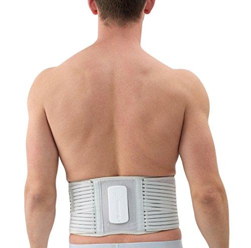 EXPAIN BackUp Belt - Stützgürtel mit Wärme und elektrischer Stimulation TENS