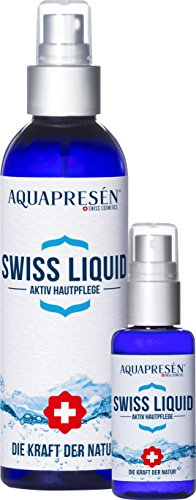 AQUAPRESÉN SWISS LIQUID 200 ml und 50 ml Aquapresen