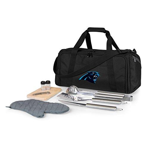 NFL Carolina Panthers BBQ Kit/Kühltasche mit Grill- und Picknickzubehör