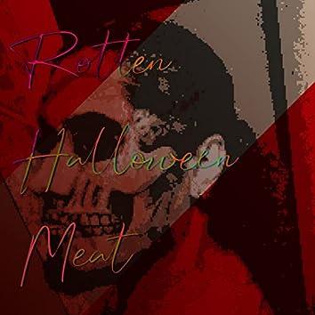 Rotten Halloween Meat