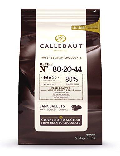 pas cher un bon Pépites de chocolat Callebaut (de CALLETS) 80%