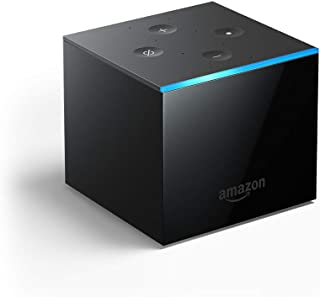 新登場 Fire TV Cube - 4K・HDR対応、Alexa対応音声認識リモコン付属