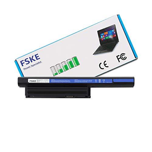 FSKE® VGP-BPS26 VGP-BPS26A VGP-BPL26 Laptop Akku für Sony VAIO PCG VPCCA VPCCB VPCEG VPCEH VPCEJ VPCEL VPCEK SVE Series Notebook Battery,10.8V 5000mAh 6-Zellen(kompatibel mit 11.1V)