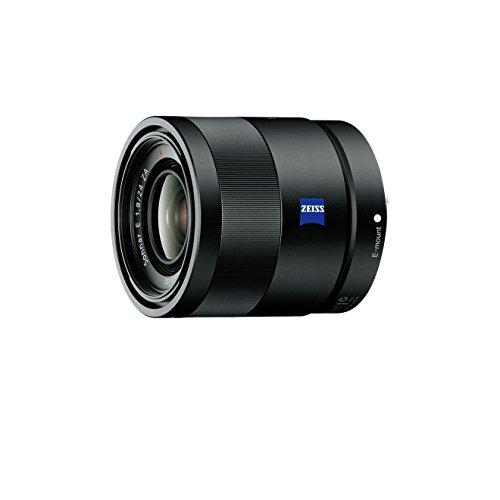 Sony SEL-24F18Z Zeiss Weitwinkel-Objektiv (Festbrennweite, 24 mm, F1.8, APS-C, geeignet für A6000, A5100, A5000 und Nex Serien, E-Mount) schwarz