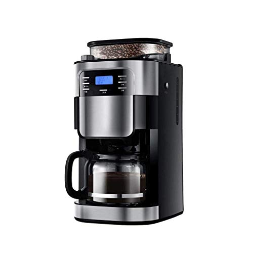 Sale!! HIZLJJ Single Serve Coffee Maker Brew and Froth for Cappuccino and Latte Fully Automatic Coff...