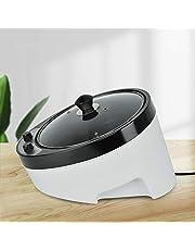 Kaffe rostare, 1 200 W kaffebönor stekmaskin elektrisk kaffebryggare kaffebönrostare hushåll 0–240 ℃ temperaturjusterbar