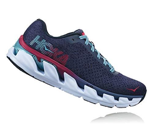 Hoka One - Zapatillas de Running de Sintético para Mujer Marlin/Blue Ribbon,...