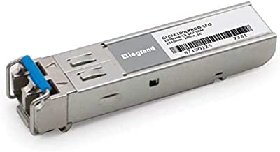 C2G Cisco GLC-FE-100LX-RGD Compatible 100Base-LX SFP Transceiver (SMF, 1310nm, 10KM, LC, Rugged) TAA Compliant (GLCFE100LXRGD-LEG)