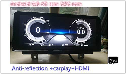 Carplay Écran anti-reflet HDMI Ready 6 cœurs RAM 32 Go ROM 10,3\