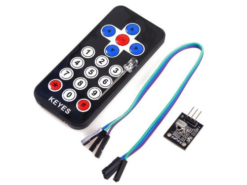 Hobby Components Ltd Infrared IR wireless remote control kit for Arduino/PIC/AVR
