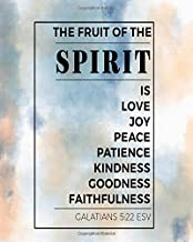 Best galatians 5 fruit of the spirit kjv Reviews