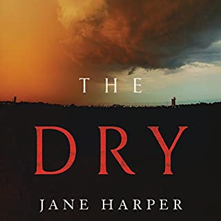 The Dry                   By:                                                                                                                                 Jane Harper                               Narrated by:                                                                                                                                 Stephen Shanahan                      Length: 9 hrs and 37 mins     1,103 ratings     Overall 4.5