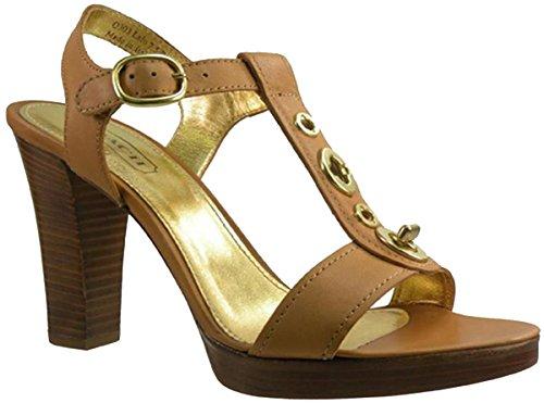 Coach Lalo Platform Women's Shoes Size US 10 Camel