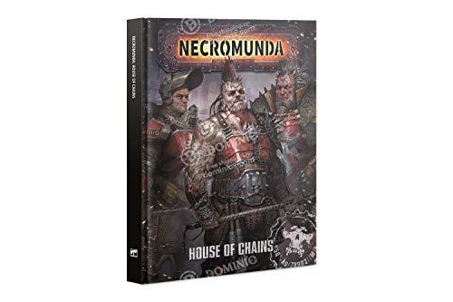 Games Workshop Necromunda: House of Chains (English)
