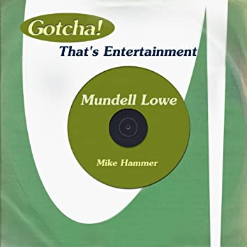 Mike Hammer (That's Entertainment)