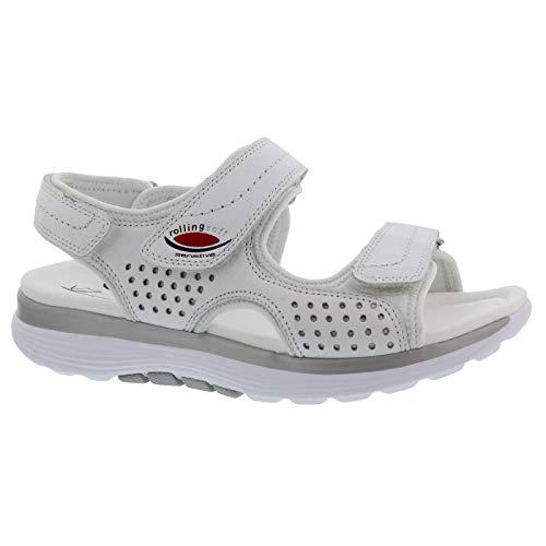 Gabor Damen Sandaletten Rolling Soft 26.919.50 weiß 462702