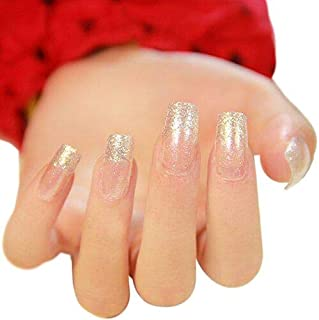 Best french glitter tip nails Reviews
