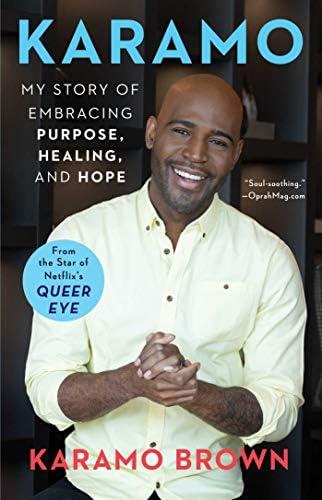 Karamo My Story of Embracing Purpose Healing and Hope product image