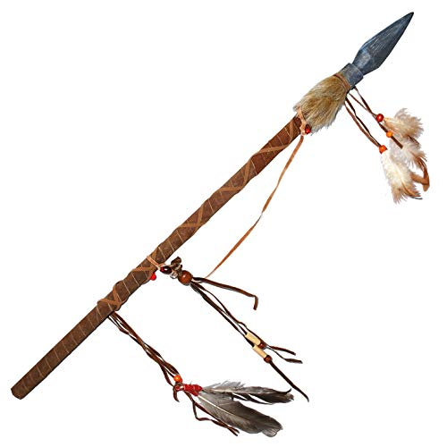 ESPA / FunnyFashion NEU Speer Indianer, 60 cm